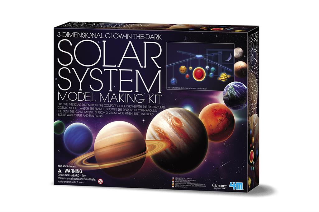 Solar System model making kit