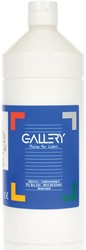 Plakkaatverf gallery 1000ml wit