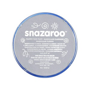 snazaroo make up grijs