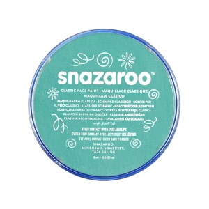 snazaroo make up zeeblauw