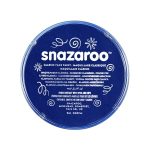 snazaroo make up blauw