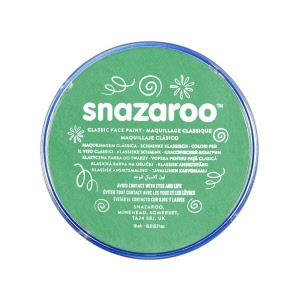 snazaroo make up groen