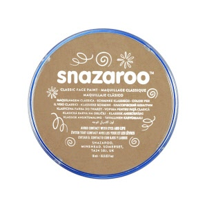 snazaroo make up beige