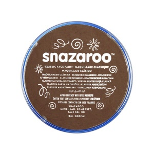 snazaroo make up bruin